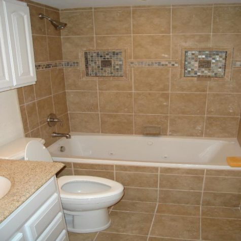 Kitchen And Bath Project Gallery - Bathroom remodeling spring tx
