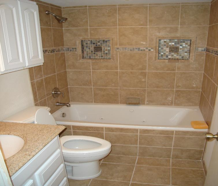 Kitchen Remodel Katy Tx: Bathroom Remodeling Kingwood TX Project