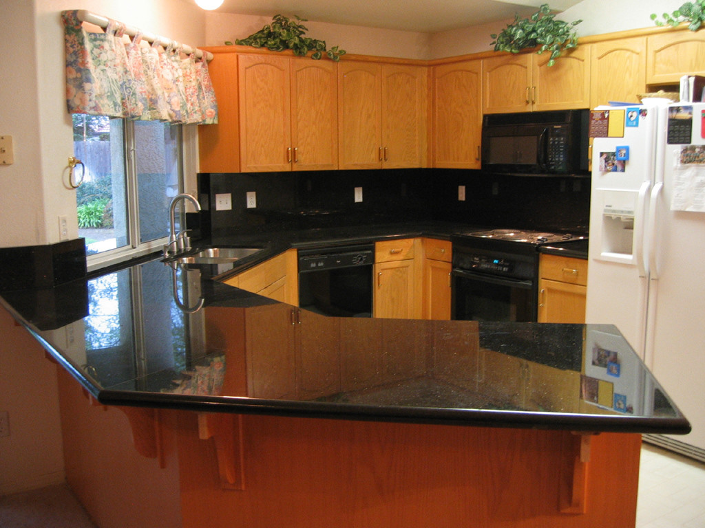 Granite Countertops Houston Kingwood Completed Project