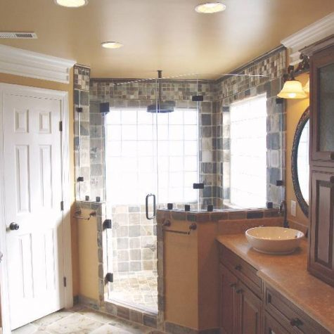 Kitchen And Bath Project Gallery - Bathroom remodel humble tx
